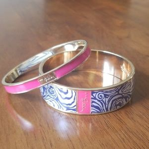 Lilly Pulitzer Bangle Set of 2